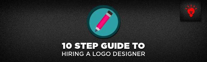 10 Step Guide To Hiring A Logo Designer
