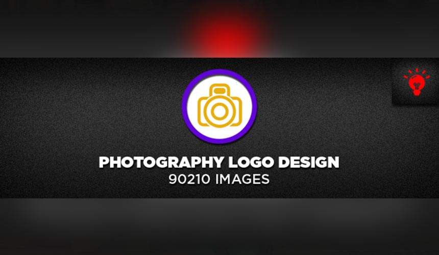 Luxury Wedding Photography Logo Design
