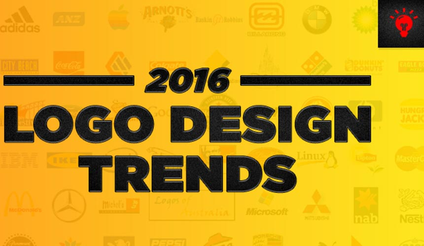 Top 6 Logo Design Trends for 2016