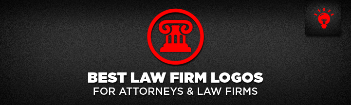 Best Law Firm Logos for Attorneys & Law Firms