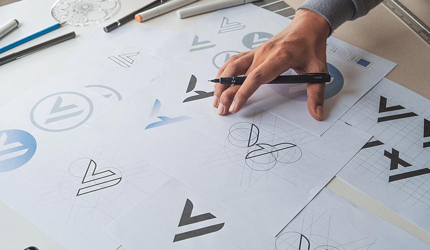 Logo and Design Trends We Loved This Decade