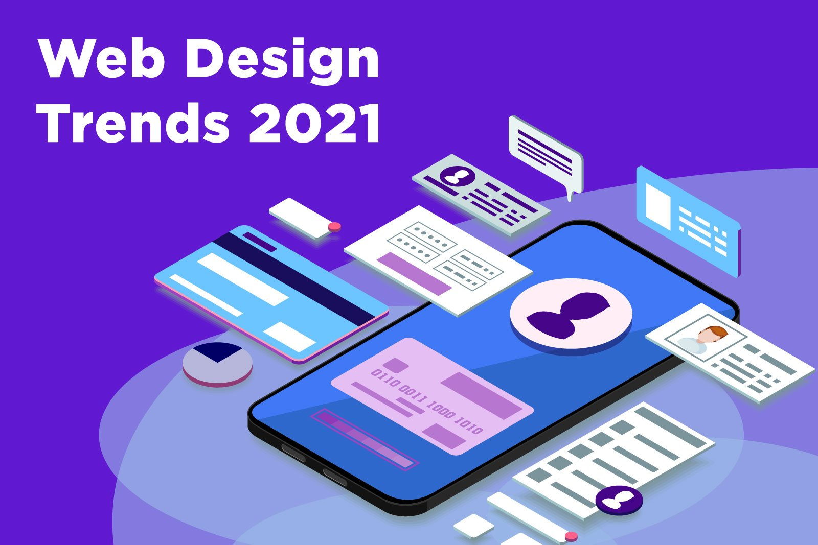 Top 10 Web Design Trends to Watch Out in 2021