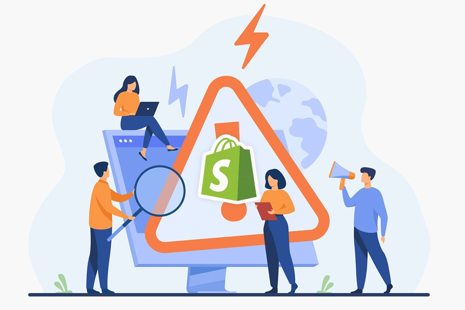 Reasons Why Your Shopify Store Isn't Making Any Sales